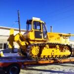 Трактор Б10М