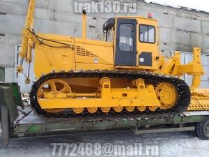 Бульдозер Б10МБ болотоходный