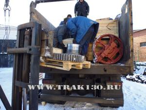 Запчасти трактора Т-170