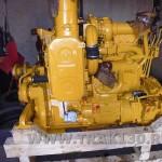 Двигатель Д160