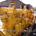 Двигатель бульдозера Б10