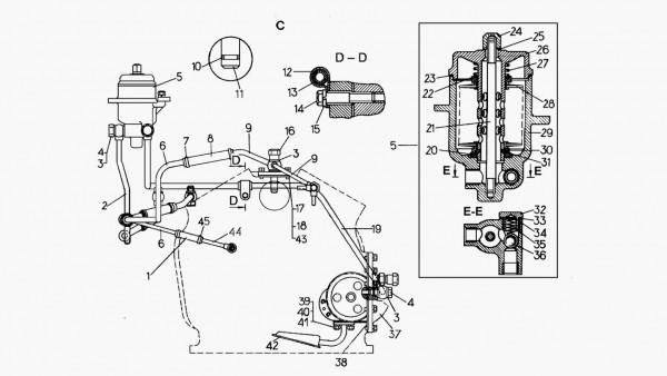 Система смазки механической трансмиссии – продолжение