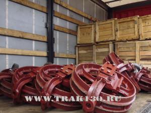 Натяжное колесо Т-170 Т-130 Б10